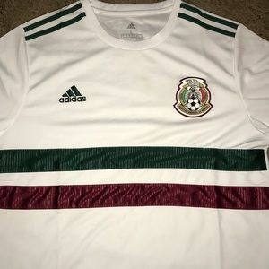 hot sale online a7f58 0b0e0 Authentic Mexico Away Soccer Jersey